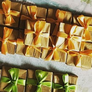 lemongrass raw chocolate