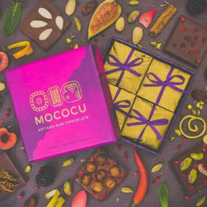 plastic free chocolate box