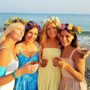 cacao hen party ceremony