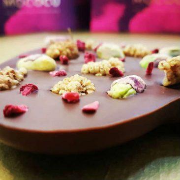 artisan raw chocolate