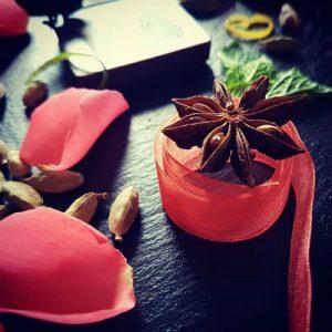 star anise raw chocolate