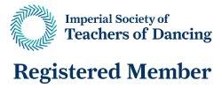 Logo for Imperial Society for Teachers of Dance